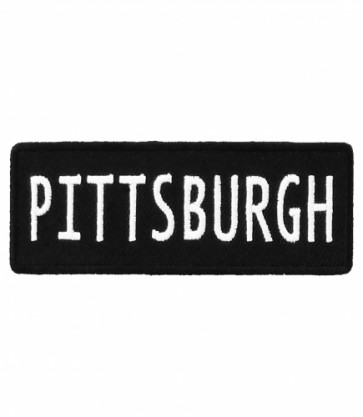 Pittsburgh Pennsylvania Patch, Major US City Patches