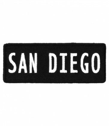 San Diego California Patch, Major US City Patches