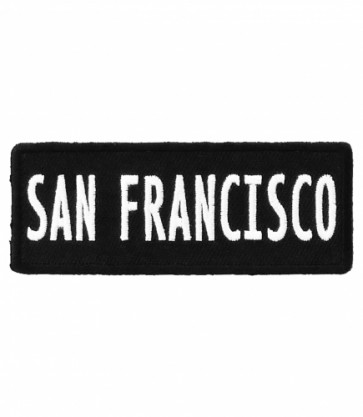 San Francisco California Patch, Major US City Patches