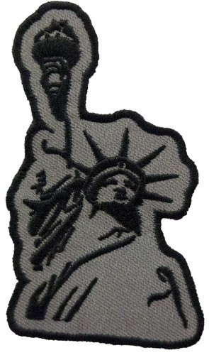 Statue of Liberty Patch, American Patriotic Patches