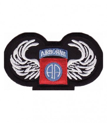 Airborne 82nd Division, Airborne Wings Patches