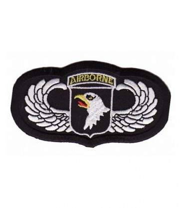 Airborne 101st Division, Airborne Wings Patches