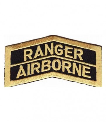 Army Ranger Airborne Patch, Military Insignia Patches