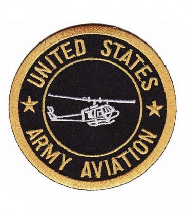 United States Army Aviation Patch, U.S. Army Patches
