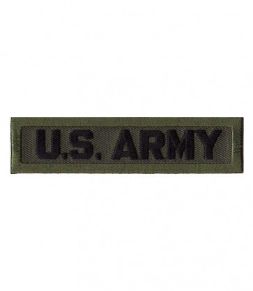 U.S. Army Green Tab Patch, U.S. Army Patches