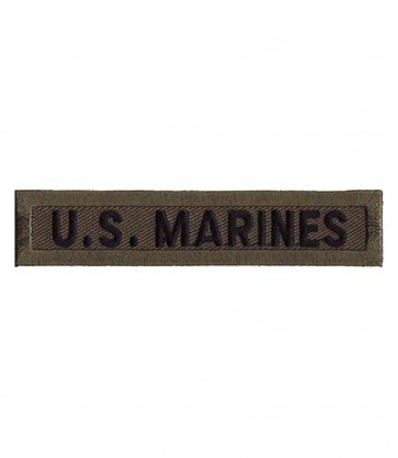 U.S. Marines Green Tab Patch, Marines Patches