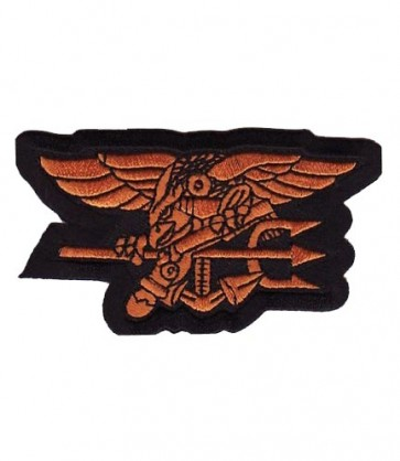 U.S. Navy Seal Trident Logo Patch, Military Patches