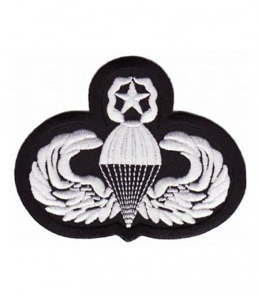 Paratrooper Master Wings Patch, Paratrooper Patches