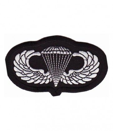 Army Paratrooper Jump Wings Patch, Paratrooper Patches