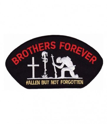 Brothers Forever Hat Patch, Fallen Soldier Patches