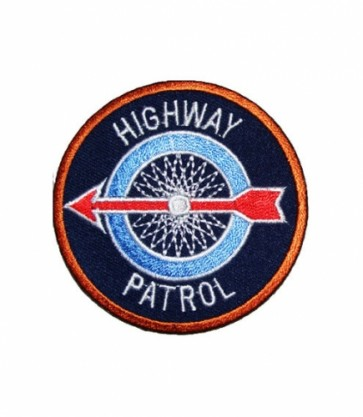 Highway Patrol Patch, Law Enforcement Patch