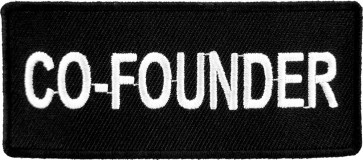 Co-Founder Black & White Club & Rank Patches
