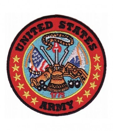 United States Army Red Patch, U.S. Army Patches