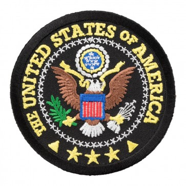 Embroidered Great Seal of The United States Patch