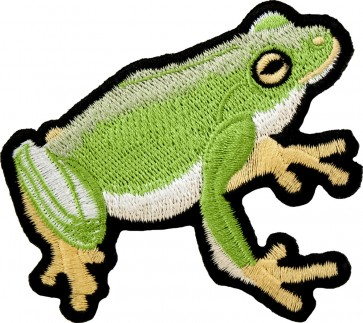 White Bellied Tree Frog Patch