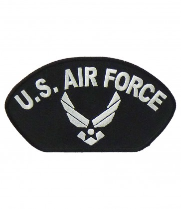 US Air Force Wings Hat Ballcap Patch