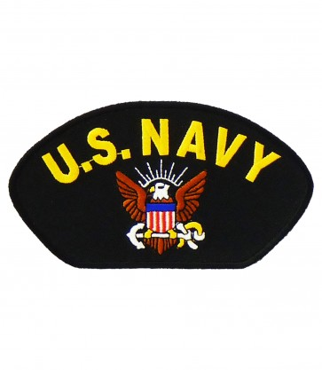 US Navy Logo Hat Ball Cap Patch