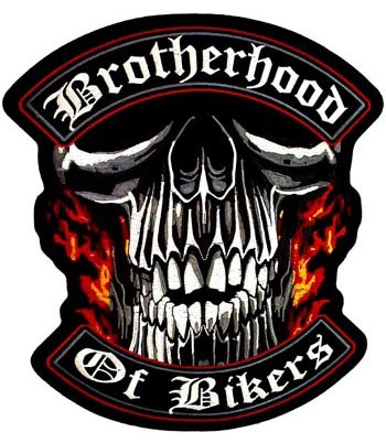 Back patch biker clubs in alabama