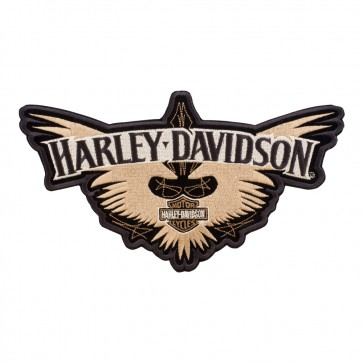 Harley Davidson H-D Journey Wings Patch