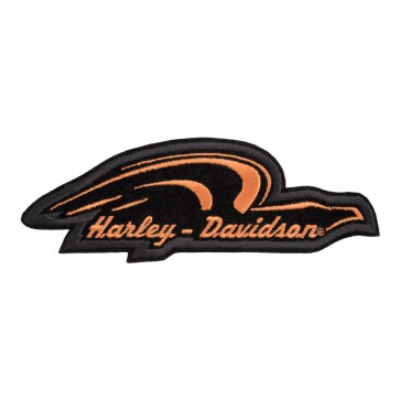 Harley Davidson Vintage Speed Eagle Embroidered Patch