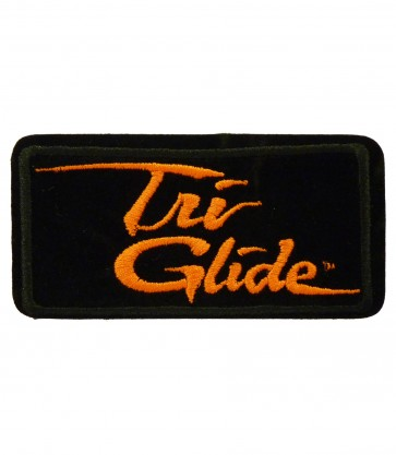 Harley Davidson Tri Glide Embroidered Motorcycle Patch