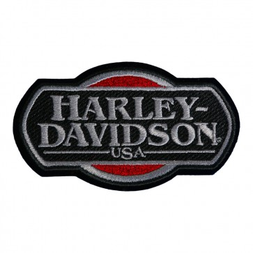 Embroidered Harley Davidson Ultra H-D Motorcycle Patch