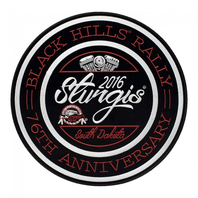 Motorcycle rally 2016 sturgis 76th black hills rally v twin round