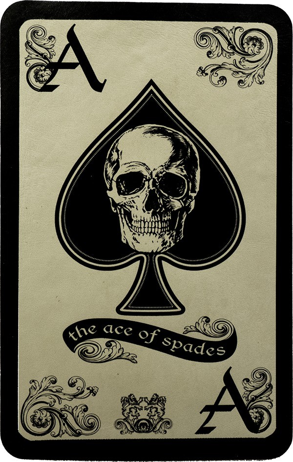 Image result for ACE of Spades card