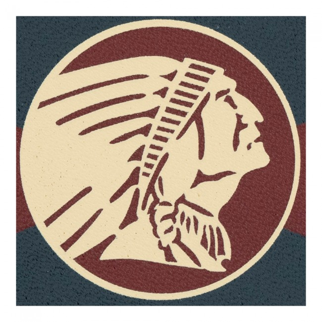 Indian Motorcycle Company Imc Leather 1901 Patch Indian Motorcycle