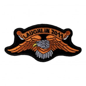 29th Annual 2011 Laughlin Orange Downwing Eagle Event Patch