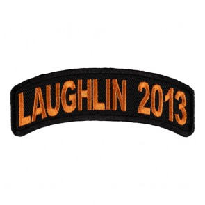 31st Annual 2013 Laughlin Orange Rocker Event Patch