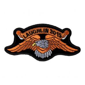 33rd Annual 2015 Laughlin Orange Eagle Event Patch