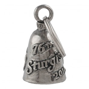Silver 2016 Sturgis 76th Motorcycle Rally Guardian Bell