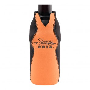 2016 Sturgis 76th Motorcycle Rally Beverage Babe Tall Bottle Koozie