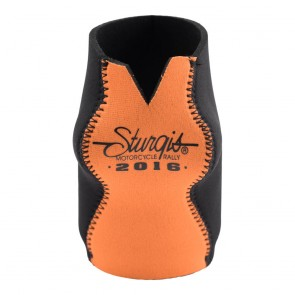 2016 Sturgis 76th Motorcycle Rally Beverage Sexy Woman Can Koozie