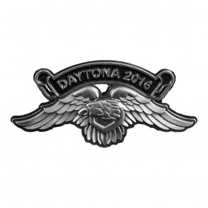 2016 Daytona Bike Week Winged Eagle Event Pin