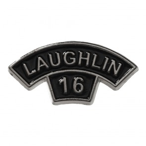 2016 Laughlin Rocker Tab 34th Anniversary Event Pin