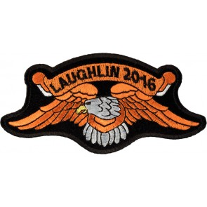 34th Annual Laughlin Orange Eagle Event Patch