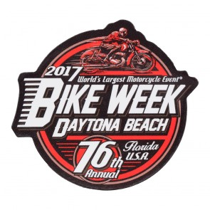 2017 Daytona Beach Bike Week Official Souvenir Magnet