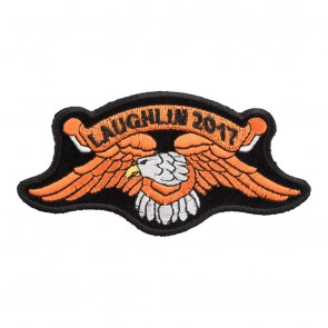 2017 Laughlin Orange Eagle Event Patch