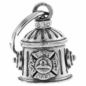 Pewter Fire Department Maltese Guardian Bell