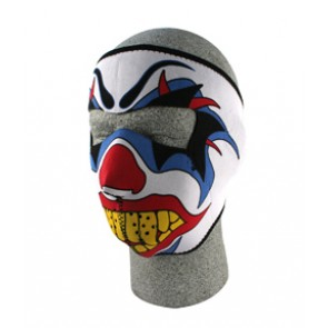 Joker Clown Full Face Mask