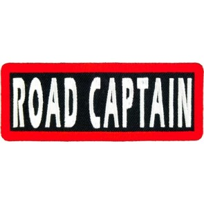 Road Captain Patch, Motorcycle Club Rank Patches