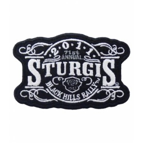 2011 Sturgis 71st Annual Black Hills Rally Event Patch