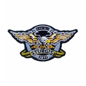 2011 Sturgis Black Hills Steel Eagle Event Patch