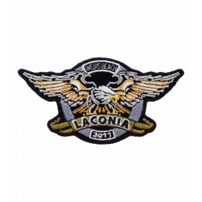 2011 Laconia Weirs Beach Steel Eagle Event Patch