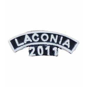 Laconia 2011 Motorcycle Week Pewter Event Pin