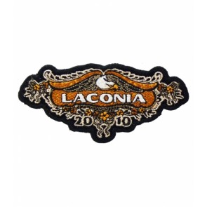 Laconia 2010 Motorcycle Week Golden Eagle Patch