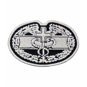 Combat Medic Badge Patch, Military Medical Patches