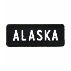 Alaska State Patch, 50 United States Patches